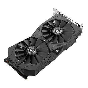 Avis ASUS GeForce GTX 1050 Ti - ROG STRIX-GTX1050TI-4G-GAMING
