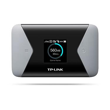 TP-LINK M7310 Routeur sans fil N Dual-Band 4G LTE-Advanced portable avec batterie rechargeable