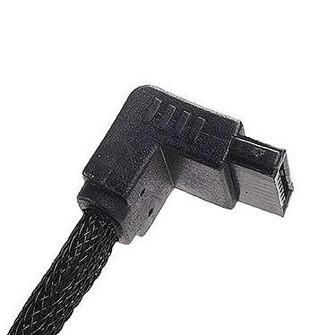 Avis SilverStone CP08 (Noir, 50 cm)