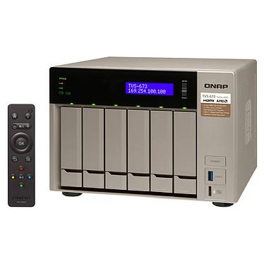 Avis QNAP TVS-673-64G