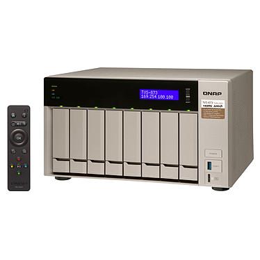 Avis QNAP TVS-873-64G
