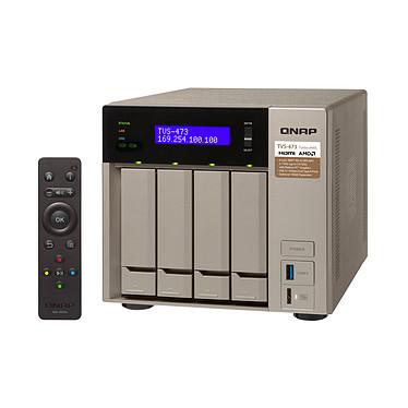 Avis QNAP TVS-473-64G