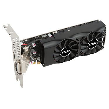 Acheter MSI GeForce GTX 1050 TI 4GT LP