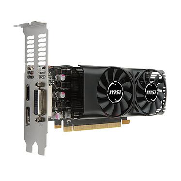Avis MSI GeForce GTX 1050 TI 4GT LP