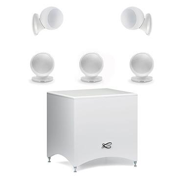 Avis Harman Kardon AVR 171S + Cabasse Alcyone 2 Pack 5.1 Blanc
