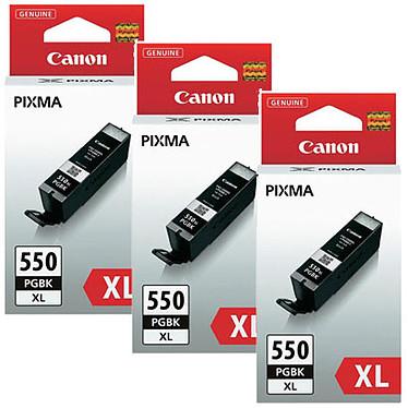 Canon PGI-550PGBK XL x 3