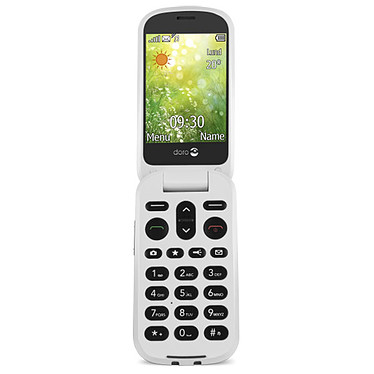 Doro 6050 Graphite Blanc