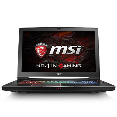 Avis MSI GT73VR 6RF-074FR Titan 4K + X'mas Pack MSI for GT OFFERT !
