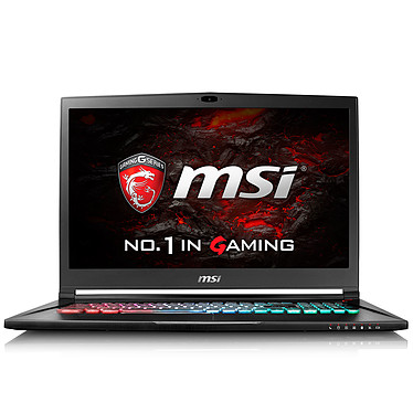 Avis MSI GS73VR 6RF-076XFR Stealth Pro + X'mas Pack MSI for GS OFFERT !