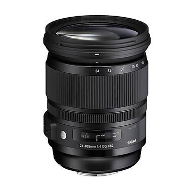 SIGMA 24-105 mm F4 DG OS HSM monture Nikon Objectif transtandard à ouverture constante