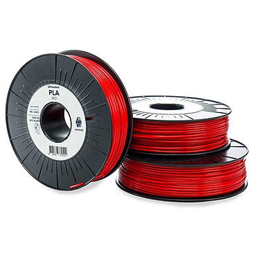 Ultimaker PLA Rouge 750g