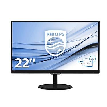 """Philips 21.5"""" LED - 227E7QDSB"""