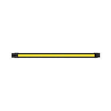 Acheter Thermaltake TtMod Sleeve Cable (Extension Câble Tressé) - Jaune et Noir