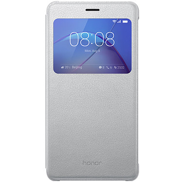 Honor Flip Cover Argent Honor 6X