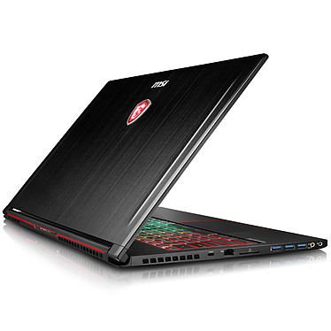MSI GS63 7RD-059FR Stealth + Pack MSI Back to School OFFERT ! pas cher