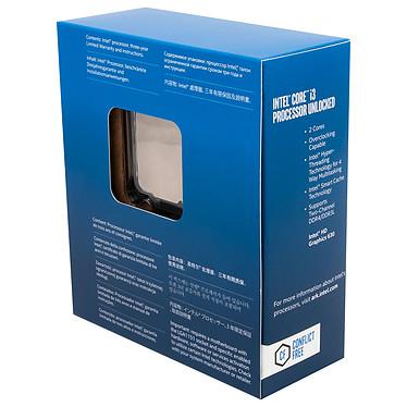 Avis Intel Core i3-7350K (4.2 GHz)