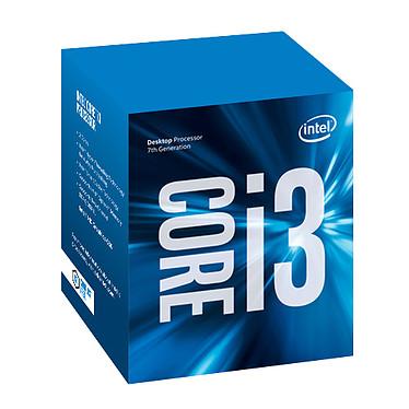 Intel Core i3-7300 (4.0 GHz) Processeur Dual Core Socket 1151 Cache L3 4 Mo Intel HD Graphics 630 0.014 micron (version boîte - garantie Intel 3 ans)