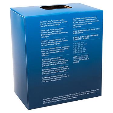 Avis Intel Core i3-7300 (4.0 GHz)