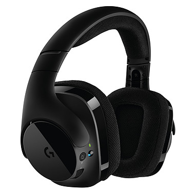 Avis Logitech G533 Prodigy Wireless Gaming Headset
