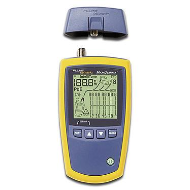 Fluke MicroScanner² Cable Verifier