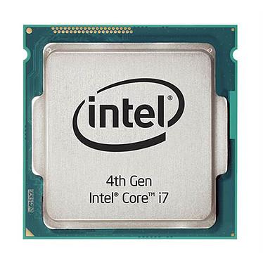 Intel Core i7-4810MQ (2.8 GHz) Processeur Mobile Quad Core Socket FCPGA946 Cache L3 6 Mo Intel HD Graphics 4600 0.022 micron (version bulk)