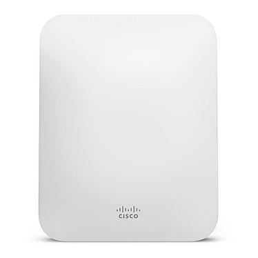 Cisco Meraki MR18-HW Point d'accès sans fil 600 Mbps Wi-Fi a/g/n Dual band géré dans le cloud de Cisco Meraki