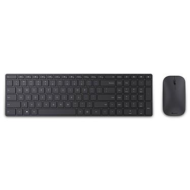 Microsoft Designer Bluetooth Desktop Ensemble clavier/souris sans fil (AZERTY Français)