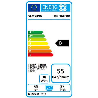 "Samsung 27"" LED - C27FG70FQU pas cher"