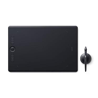 Wacom Intuos Pro Large (PTH-860-S) Tablette graphique professionnelle multi-touch, avec stylet Pro Pen 2 et repose-stylet (PC / Mac)