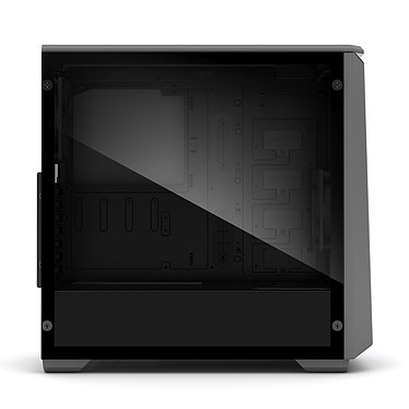 Avis Phanteks Eclipse P400 Tempered Glass (Anthracite)
