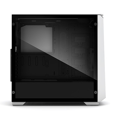 Acheter Phanteks Eclipse P400 Tempered Glass (Blanc)