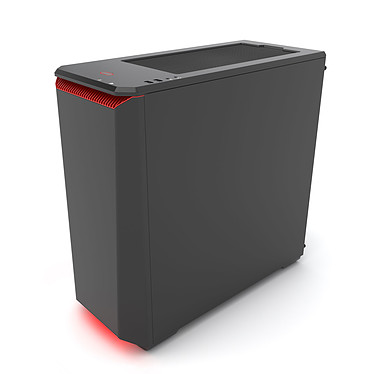 Avis Phanteks Eclipse P400 Tempered Glass Special Edition Red (Noir/Rouge)