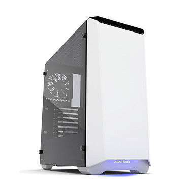 Phanteks Eclipse P400S Tempered Glass (Blanc)
