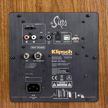 Klipsch The Sixes pas cher