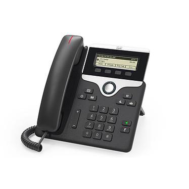 Cisco IP Phone 7811 avec micrologiciel de téléphone multiplateforme Téléphone VoIP 1 ligne PoE avec micrologiciel de téléphone multiplateforme
