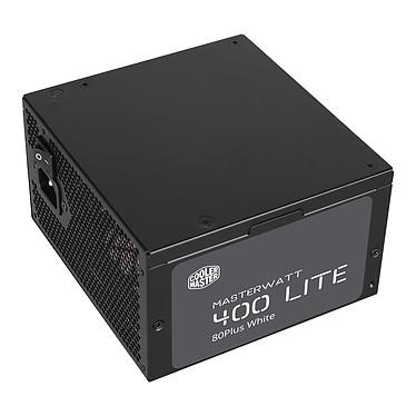 Cooler Master MasterWatt Lite 400 Alimentation 400W ATX v2.31 12V - 80PLUS