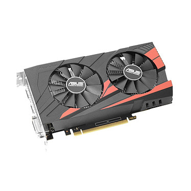 Opiniones sobre ASUS GeForce GTX 1050 Ti OC EX-GTX1050TI-O4G