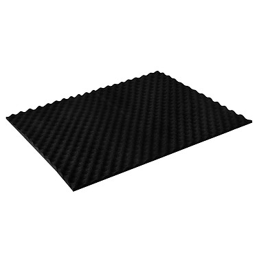 SilverStone SF02 Lot de 2 blocs en mousse EPDM pour absorption du bruit