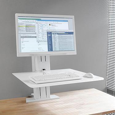 Acheter Ergotron WorkFit-SR Mono-écran (Blanc)