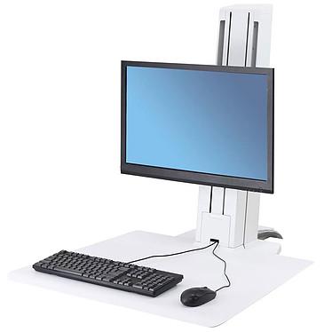 Avis Ergotron WorkFit-SR Mono-écran (Blanc)