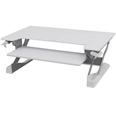 Ergotron WorkFit-TL Blanc Poste de travail assis-debout avec hauteur réglable
