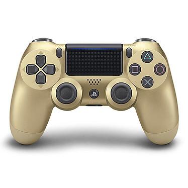 Sony DualShock 4 v2 (oro)  Mando oficial inalámbrico para PlayStation 4