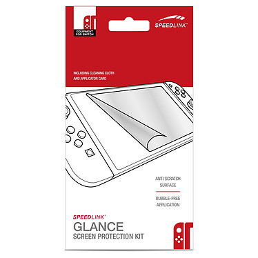 Speedlink Glance Film protecteur pour Nintendo Switch