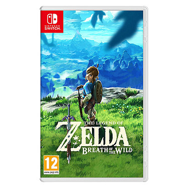 The Legend of Zelda : Breath of the Wild (Switch) Jeu Switch Action-Aventure 12 ans et plus