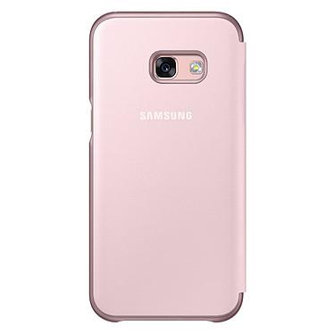 Acheter Samsung Flip Cover Neon Rose Samsung Galaxy A3 2017
