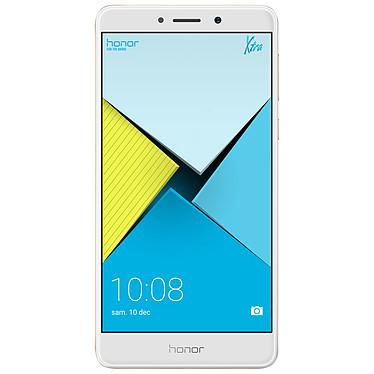 "Honor 6X Or Smartphone 4G-LTE Dual SIM - Kirin 655 8-Core 2.1 Ghz - RAM 3 Go - Ecran tactile 5.5"" 1080 x 1920 - 32 Go - Bluetooth 4.1 - 3340 mAh - Android 6.0"