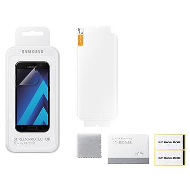 Avis Samsung Screen Protector pour Galaxy A3 2017