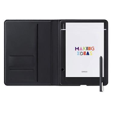 Wacom Bamboo Folio Small Negro Bloc de notas conectado al formato A5 con estilete y funda de protección (iOS/Android)