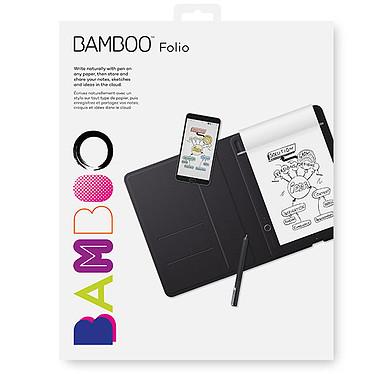 Wacom Bamboo Folio Small Negro a bajo precio