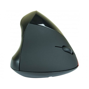 Avis Souris sans fil ergonomique verticale noire (USB)